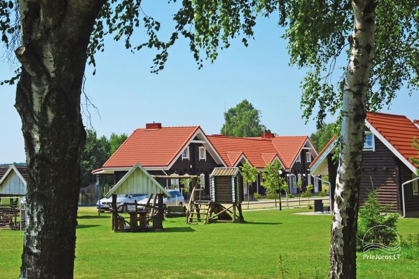 NOWE Domki, luksy w Sventoji (Polaga) JURMYLE - 3