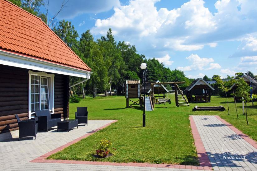 NOWE Domki, luksy w Sventoji (Polaga) JURMYLE - 16