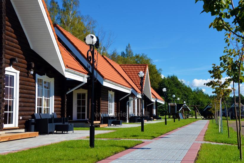 NOWE Domki, luksy w Sventoji (Polaga) JURMYLE - 12