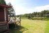 Domy letniskowe z tarasami w Sventoji, nad rzeką - 2