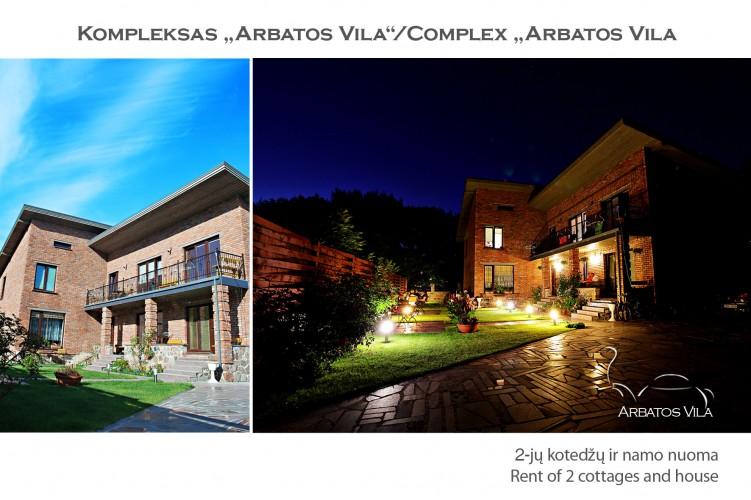 Arbatos Vila w Palanga - 1