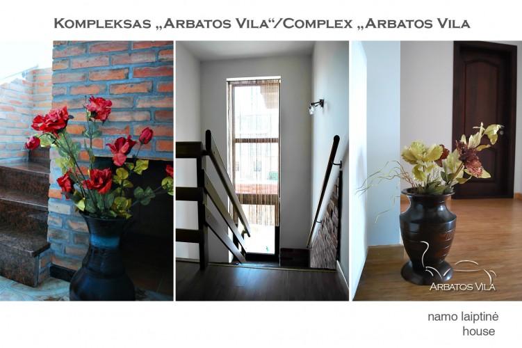 Arbatos Vila w Palanga - 2