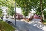 Pokoje, mieszkania, domek w centrum Połągi. Oddzielne wejścia z podwórza, wszystkie udogodnienia
