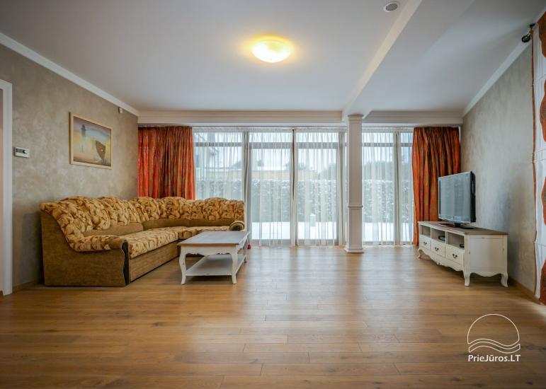Nowy domek Nendrės vila do wynajęcia w Kunigiskes - 5