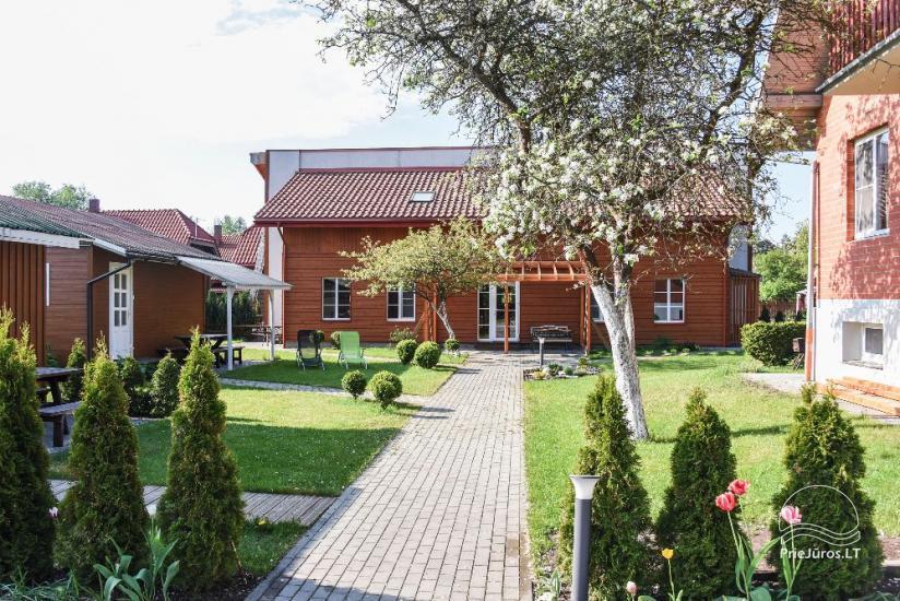 Domki letniskowe do wynajęcia w Kunigiskiai - 2