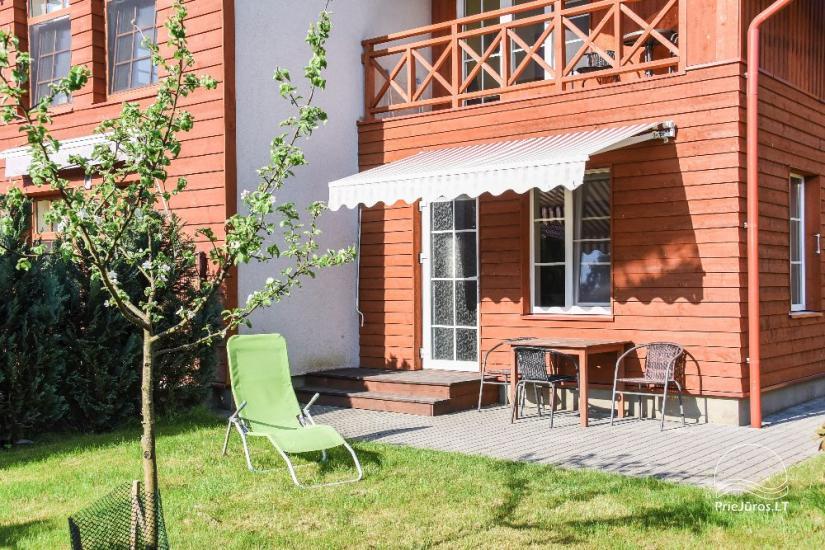 S&S Apartments - Domki letniskowe do wynajęcia w Kunigiskiai - 1