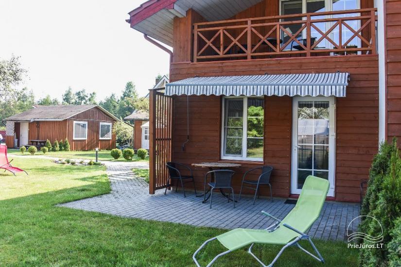 S&S Apartments - Domki letniskowe do wynajęcia w Kunigiskiai - 9