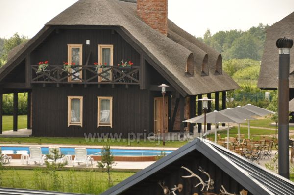 Hotel w Sventoji (Polaga) Pajurio sodyba - 5