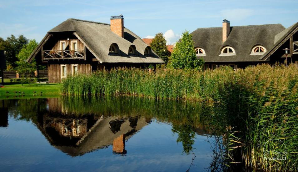 Hotel w Sventoji (Polaga) Pajurio sodyba - 8