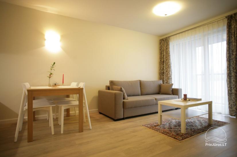 Apartamenty 365 INN w kompleksie Maluno Vilos, w centrum Połągi - 1