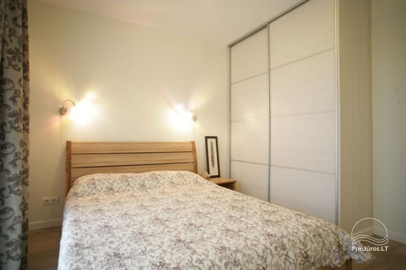 Apartamenty 365 INN w kompleksie Maluno Vilos, w centrum Połągi - 2