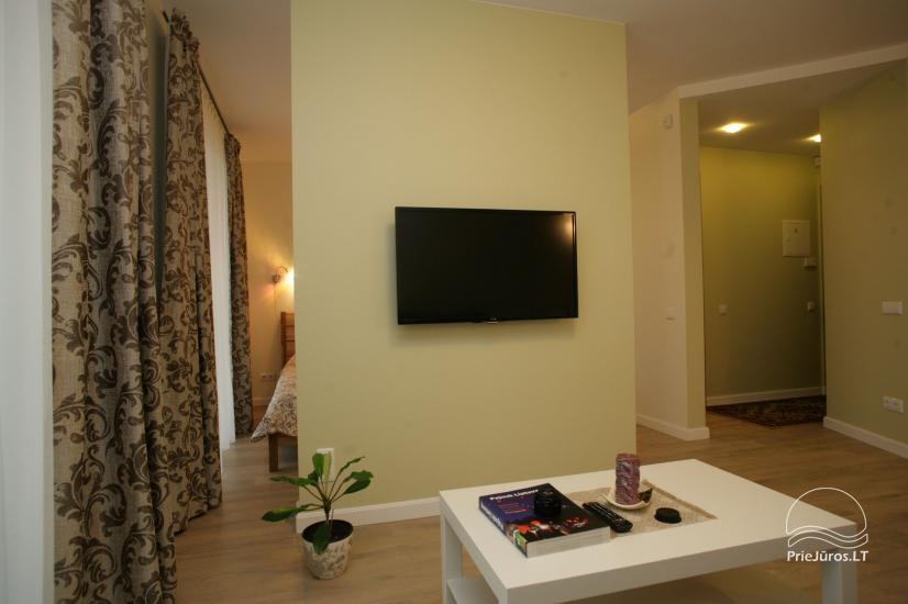 Apartamenty 365 INN w kompleksie Maluno Vilos, w centrum Połągi - 4