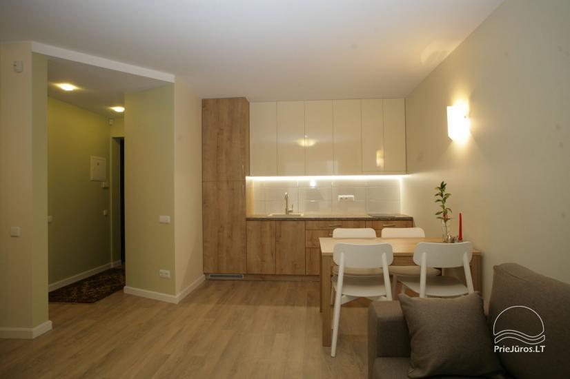 Apartamenty 365 INN w kompleksie Maluno Vilos, w centrum Połągi - 6