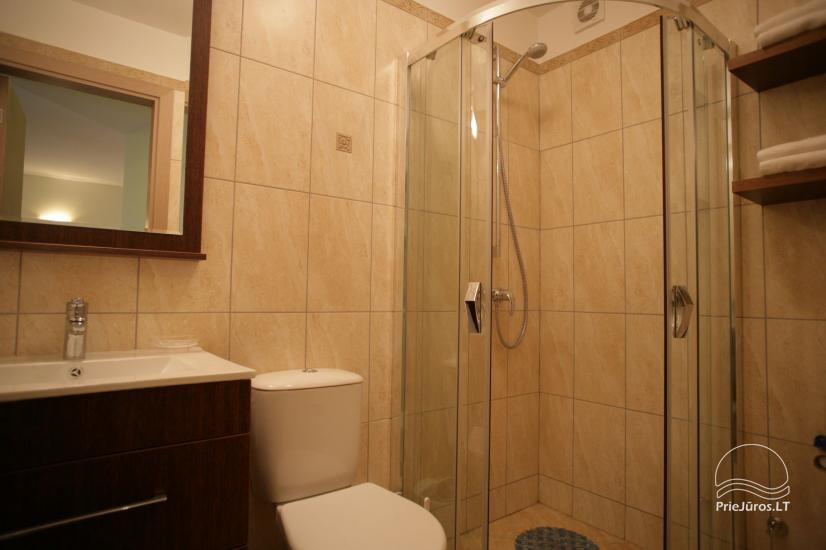 Apartamenty 365 INN w kompleksie Maluno Vilos, w centrum Połągi - 7