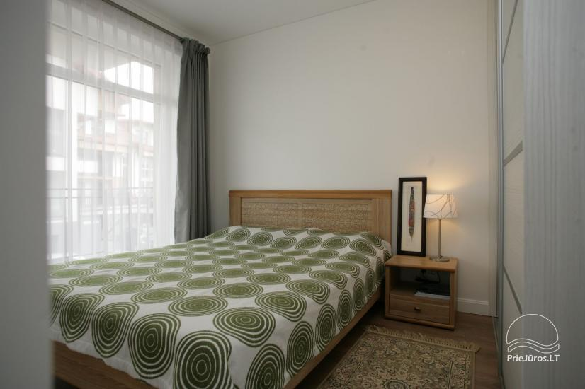 Apartamenty 365 INN w kompleksie Maluno Vilos, w centrum Połągi - 8