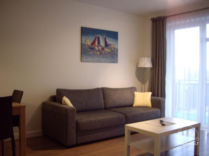Apartamenty 365 INN w kompleksie Maluno Vilos, w centrum Połągi - 10