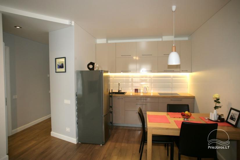 Apartamenty 365 INN w kompleksie Maluno Vilos, w centrum Połągi - 11
