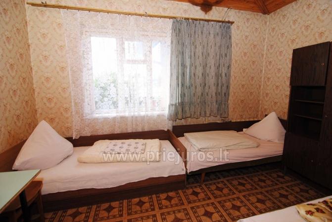 Pokoje do wynajęcia w prywatnym domu, w samym centrum Połągi - 4