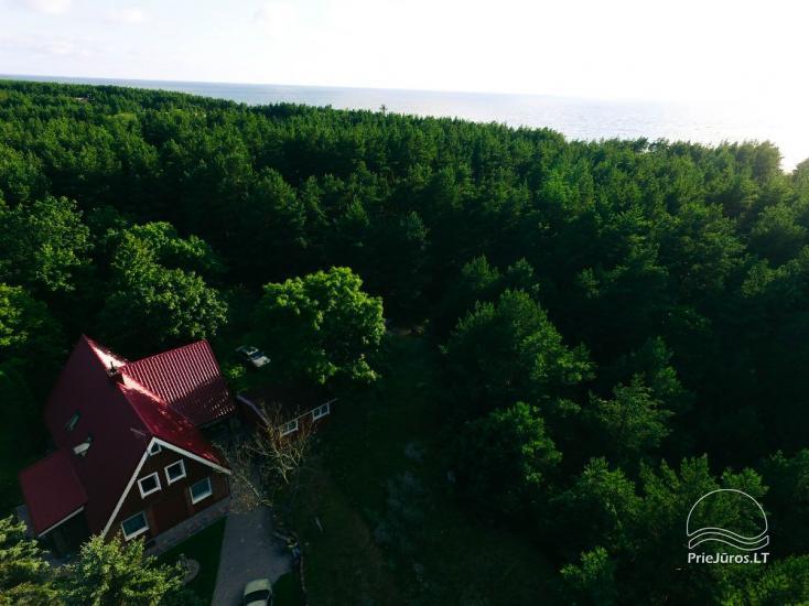 Domki letniskowe i pokoje do wynajęcia w pobliżu Połągi - 1