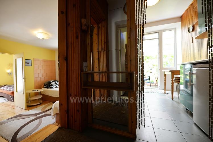 Dwupokojowe mieszkanie do wynajęcia w Nidzie - 4