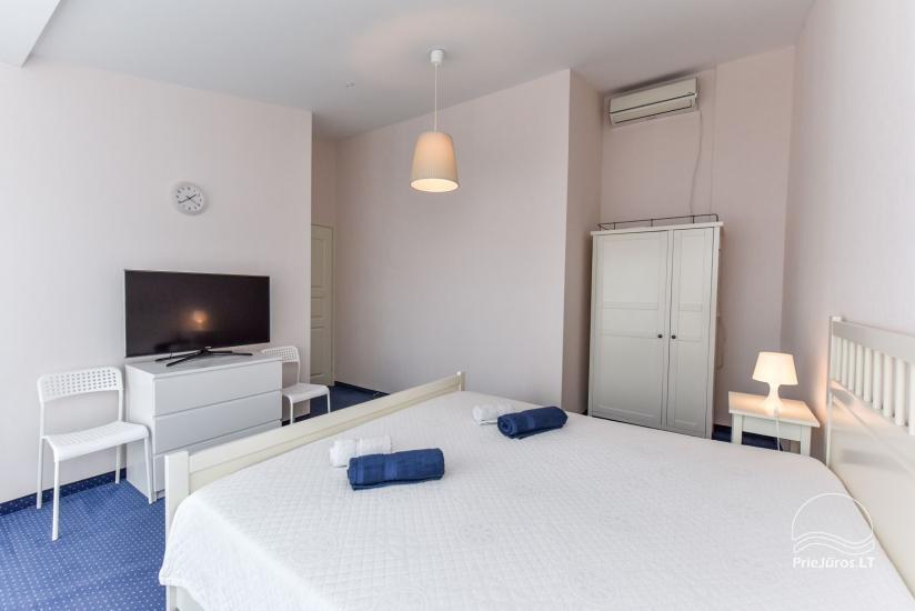 Bedroom No. 1 on the second floor