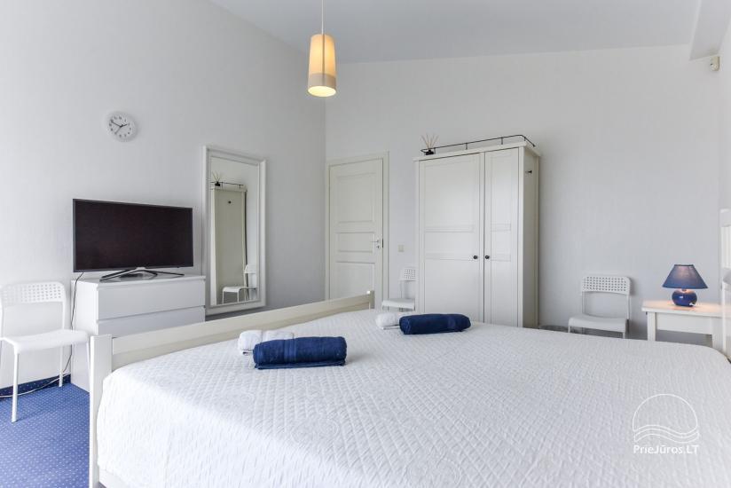 Bedroom No. 2 on the second floor