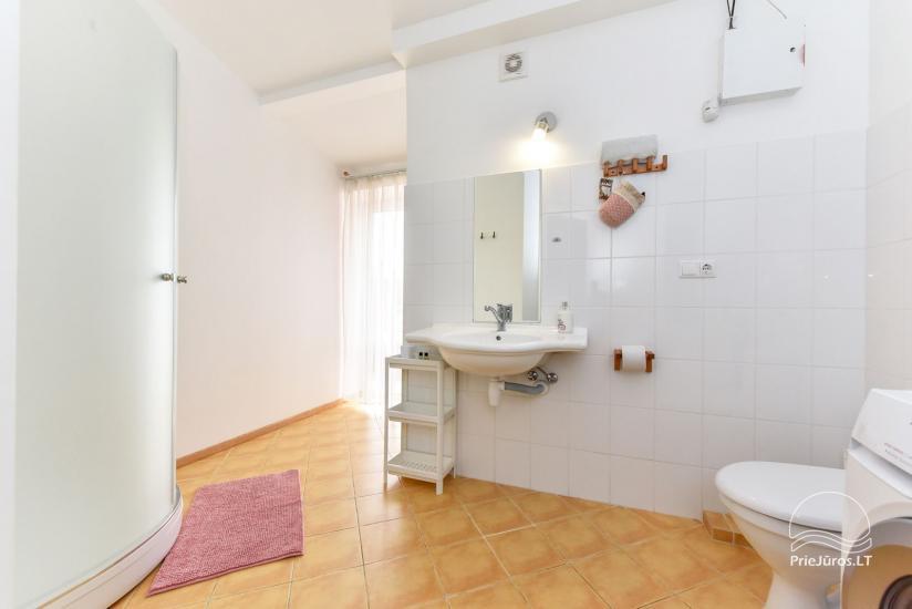 Bathroom on the second floor