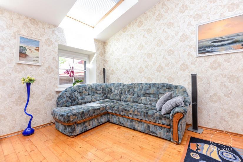 100 m² apartament do wynajęcia w centrum Nidy - 2