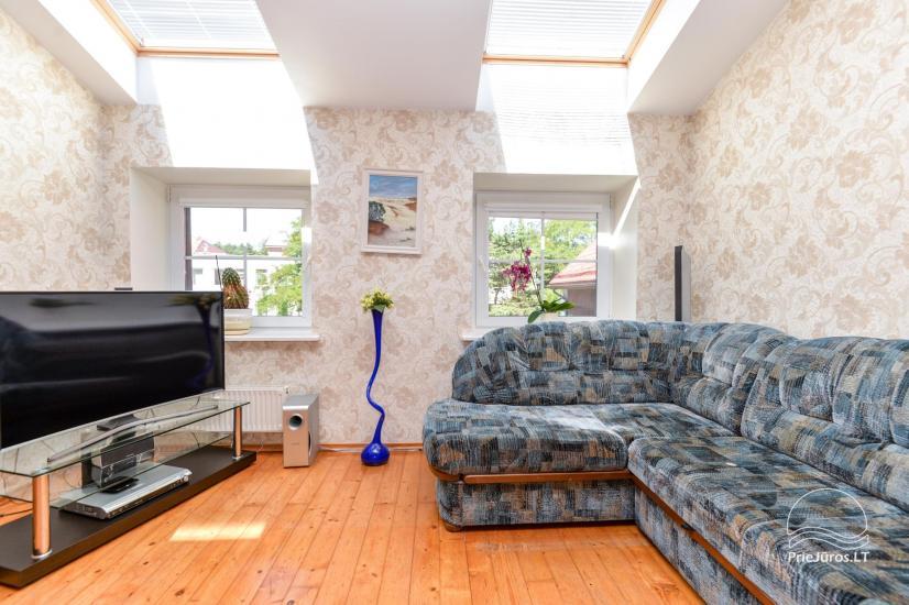 100 m² apartament do wynajęcia w centrum Nidy - 3