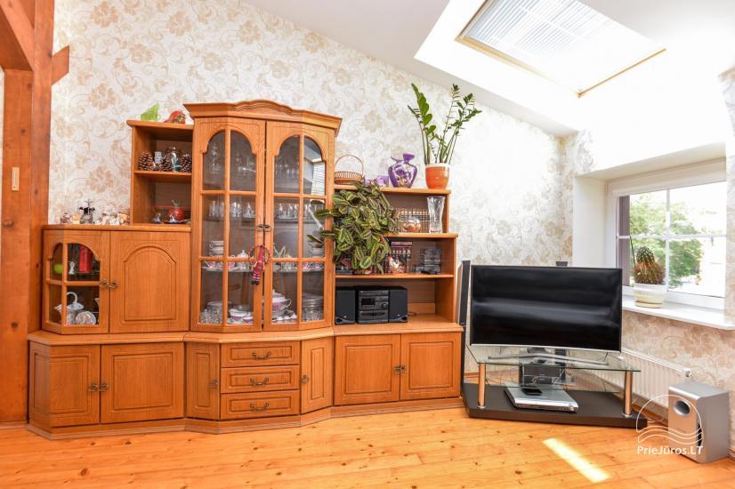100 m² apartament do wynajęcia w centrum Nidy - 5