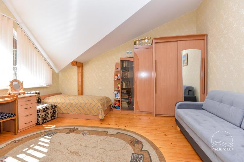 100 m² apartament do wynajęcia w centrum Nidy - 11