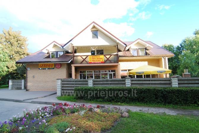 Przytulny hotel z sauną, basen oraz sala bankietowa - 2