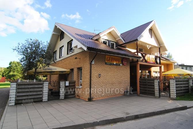 Przytulny hotel z sauną, basen oraz sala bankietowa - 1