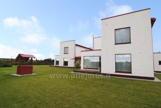 Dom do wynajecia w Sventoji (Palanga): 4 sypialnie, szeroki salon z kuchnia, 3 lazienki - 1