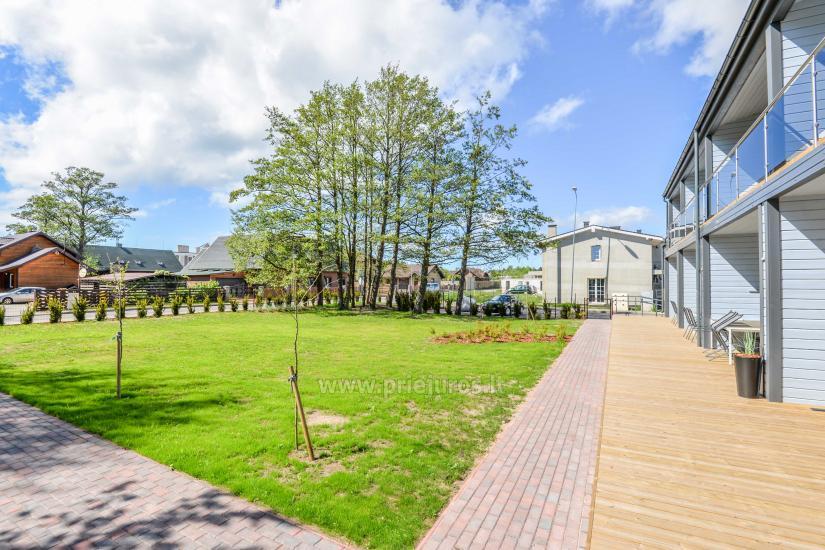 Ošupio Vasarnamis - domy letniskowe i apartamenty wakacyjne do wynajęcia w Sventoji - 11