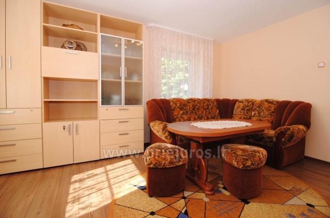 Mieszkanie do wynajecia w Nidzie - 1