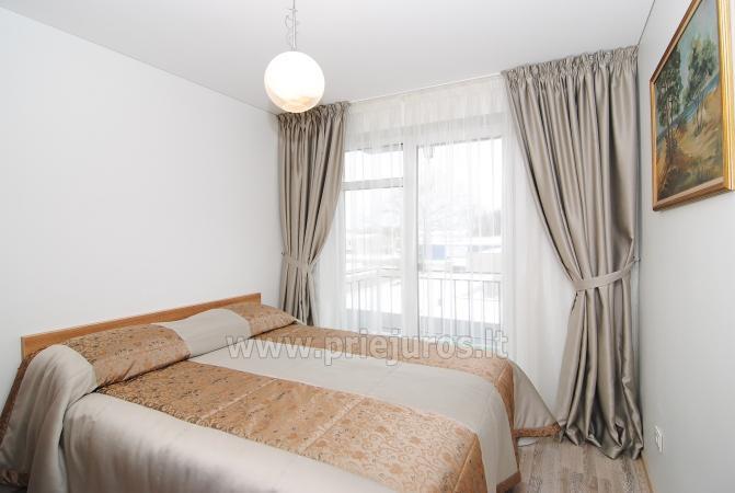 Dwupokojowe mieszkanie w Połądze. Nowo wyposażone mieszkanie, duży balkon - 11