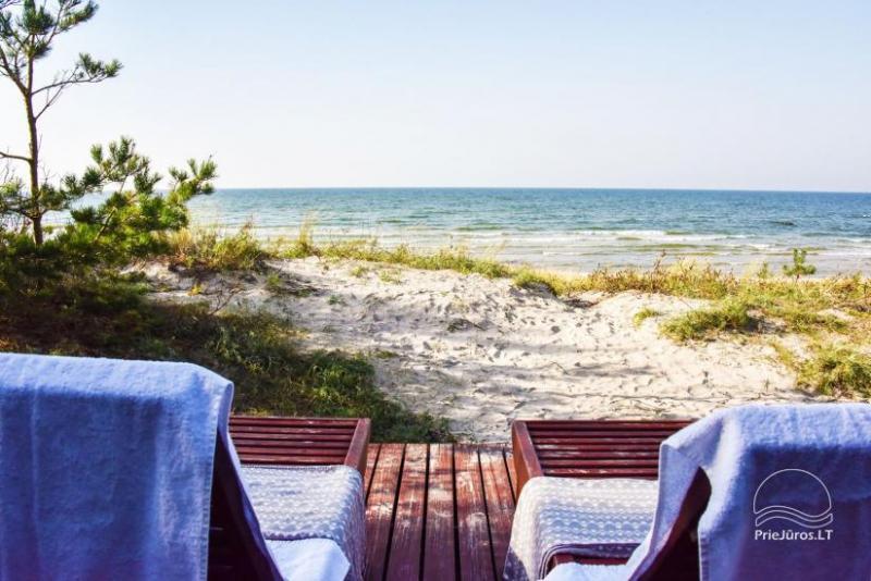 "Willa na brzegu morza ""D&А Baltic Beach Villa"""