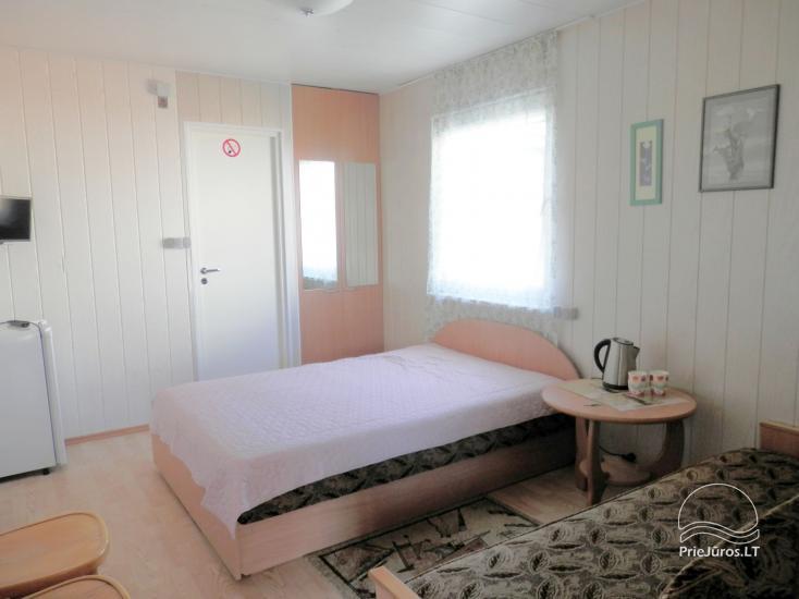Dom goscinny nad morzem w Palanga Namas prie jūros - 10