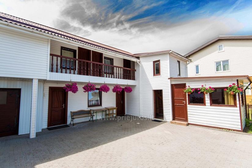 Dom goscinny nad morzem w Palanga Namas prie jūros - 3