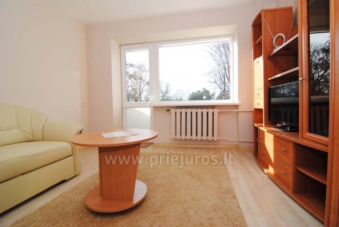 Dwupokojowe mieszkanie w centrum Połągi, na ulicy Valančiaus - 4