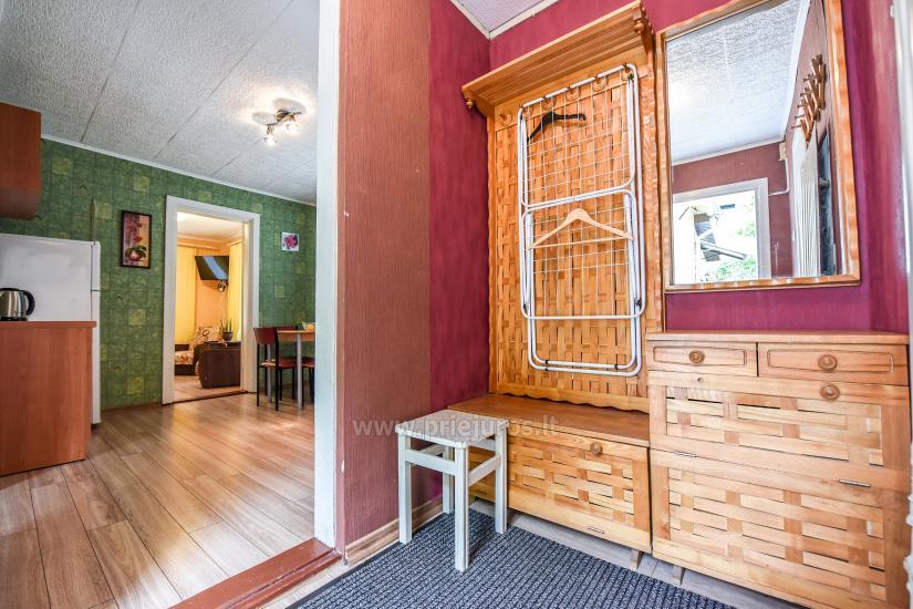 2-pokojowe mieszkanie do wynajęcia z prywatnym dziedzińcem w Połądze - 6