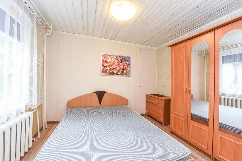 2-pokojowe mieszkanie do wynajęcia z prywatnym dziedzińcem w Połądze - 5