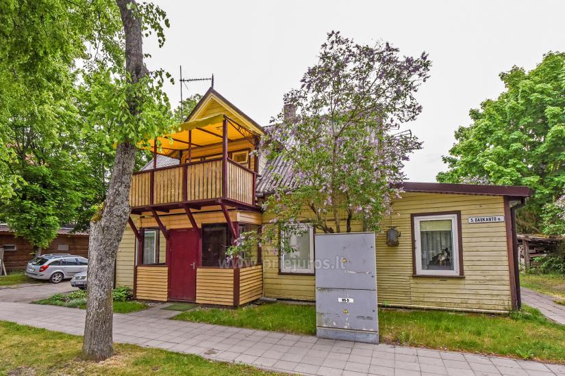 2-pokojowe mieszkanie do wynajęcia z prywatnym dziedzińcem w Połądze - 10