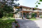 Domek (apartament dla 4-6 osób) z przestronnym dziedzińcem, tarasem w Połądze, przy ulicy Vanagupes. - 2
