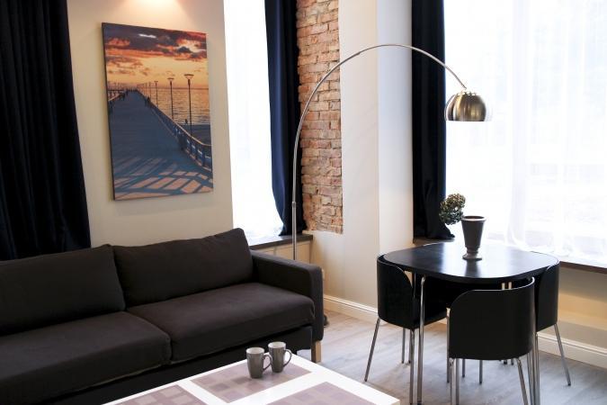Apartamenty-lofty w Połądze. Pierwsze piętro, oddzielne wejścia z podwórza - 4