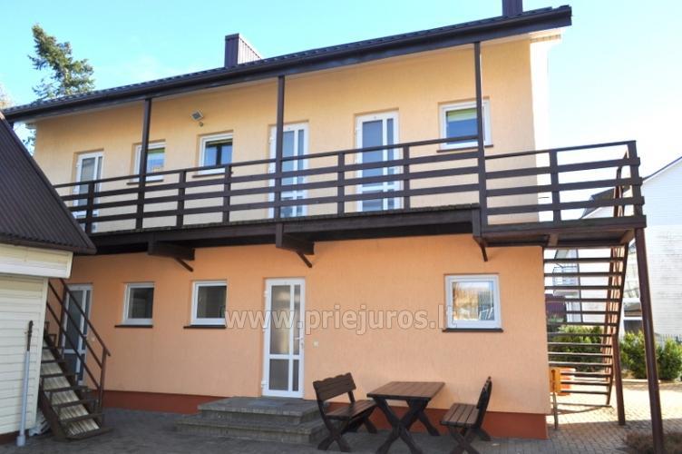 Mieszkania do wynajęcia w Połądze. Tylko 400m od morza Bałtyckiego!!! - 1