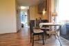 Mieszkanie na wybrzeżu Zalewu w Mierzei Kurońskiej: kominek, taras - 5