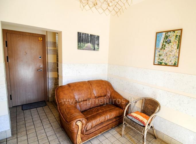 Apartamenty Willa Marta z odkrytym basenem.250 metrów do morza, las sosnowy, rowery za darmo! - 5