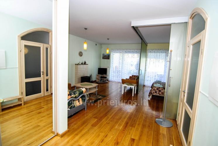 Apartamenty Willa Marta z odkrytym basenem.250 metrów do morza, las sosnowy, rowery za darmo! - 10